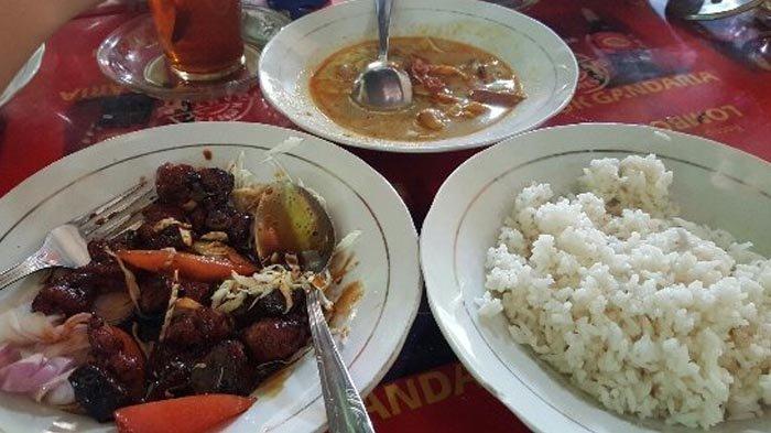 Viral Foto 3 Jenderal Duduk Satu Meja Makan Bareng Di Warung Sederhana Siapa Yang Bayar Ya Tribun Kaltim