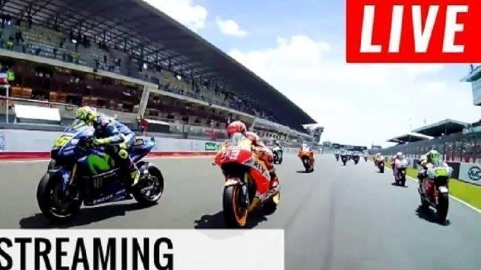 SERU! SAKSIKAN Juara MotoGP Qatar 2021,Tonton Live Streaming MotoGP Qatar 2021 Trans 7, Luca Marini?