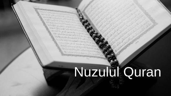 Kapan Malam Nuzulul Quran 17 Ramadhan? Lafadz Doa di Malam Turunnya Al Quran ke Nabi Muhammad SAW