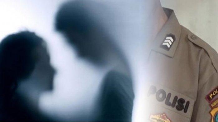 Wakapolsek Digerebek Bareng Istri Orang di Dalam Rumah, Sembunyi di Kamar Mandi saat Warga Datang