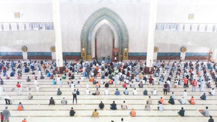 Tata Cara Shalat Idul Fitri 2021, Berjamaah di Masjid atau Sendiri di Rumah, Lengkap dengan Niat