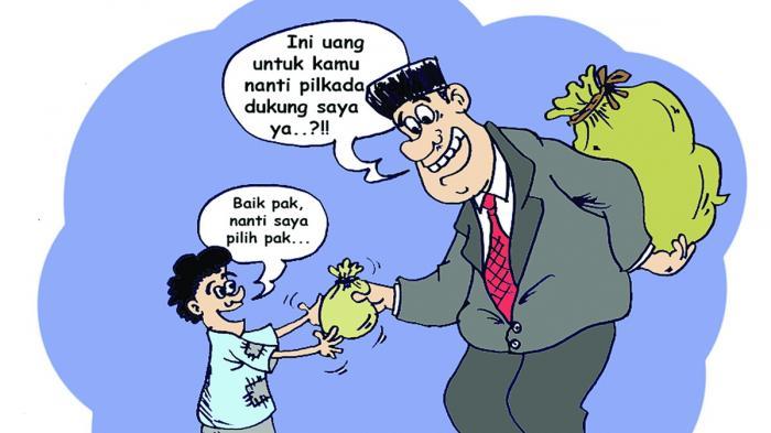 Jangan Takabur Dengan Uang