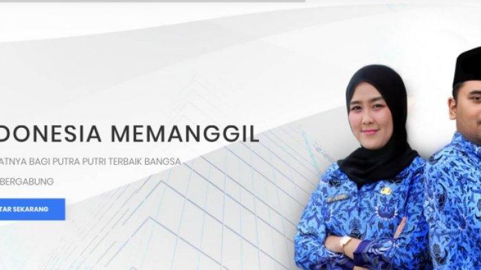 Dibuka Hari Ini 11 November 2019 Pendaftaran CPNS 2019 Link sscasn.bkn.go.id, INI Berkas Penting
