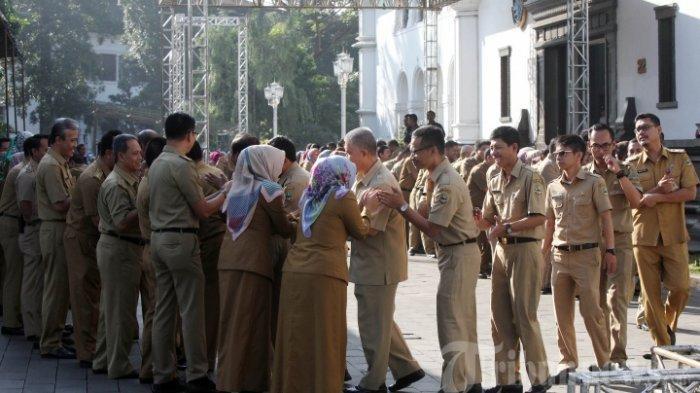 Saat Bicara Kesejahteraan ASN, Presiden Jokowi Pernah Singgung soal Gaji ke-13, THR hingga Perumahan