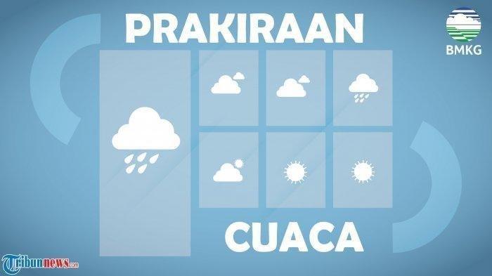 INFO BMKG Prakiraan Cuaca Selasa 11 Mei 2021, Surabaya Cerah Berawan dan Samarinda Hujan Ringan
