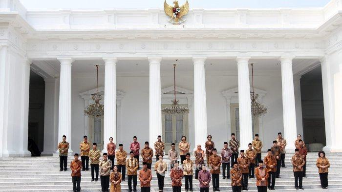 Peluang Gerindra Jadi Menteri Jokowi Disebut-sebut Terbuka, Inilah 4 Nama yang Pernah Mengemuka