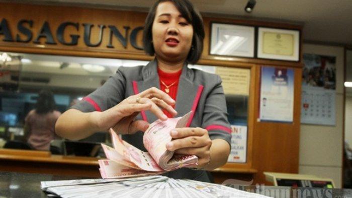 Sehari Setelah Putusan Sidang MK, Rupiah Melemah Jadi Rp 14.144 per Dolar AS, IHSG Menguat