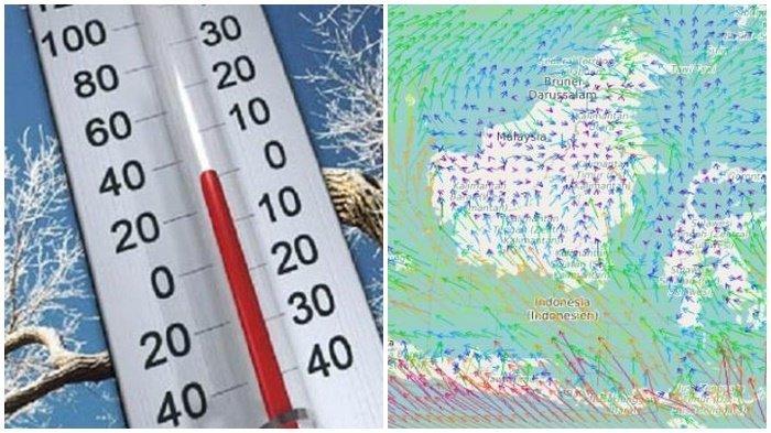 Cuaca Lebih Dingin di Beberapa Daerah di Indonesia, Bukan Karena Aphelion, Ini Penjelasan Ahli
