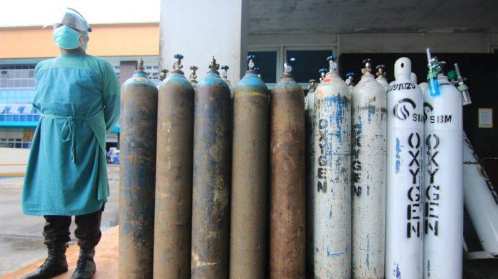 Daftar Tempat Isi Ulang dan Penyewaan Tabung Oksigen di Balikpapan