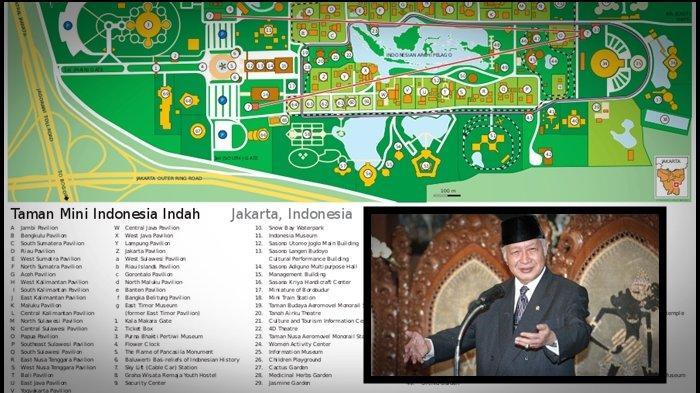 44 Tahun Diurus Keluarga Soeharto, TMII Diambil Negara, Ditenggat 3 Bulan Serahkan Pengelolaan Aset