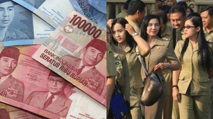 Kabar Terbaru Gaji ke-13 PNS, TNI dan Polri Bukan Cair Juni, Jajaran Sri Mulyani Beri Penjelasan