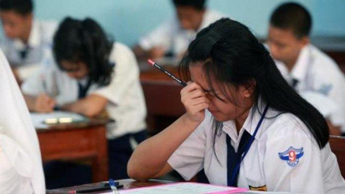 JANGAN SENANG DULU Ujian Nasional 2021 Dihapus, Siswa Bisa Tidak Lulus jika Tak Penuhi 3 Syarat Ini