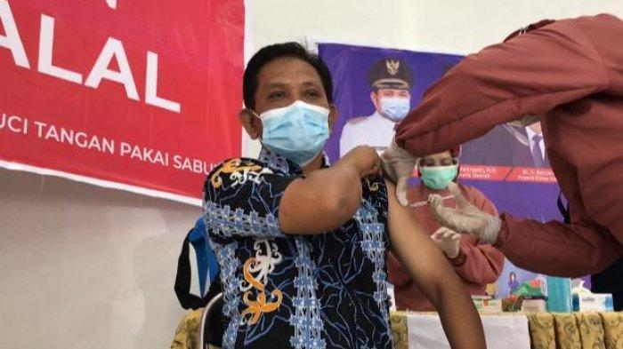 Hari Ini Vaksin Sinovac Tahap 2 Sasar Pelayan Publik di Kutim, Berikut Jadwal dan Data Penerimanya