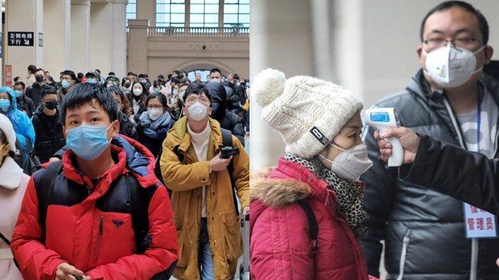 Kisah Anak Pejabat Tarakan yang Kuliah di China, Diusir dari Apartemen Imbas Merebaknya Virus Corona