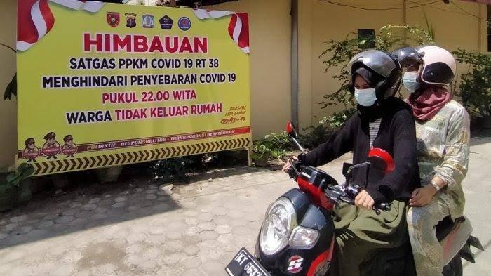Jelang Lebaran 2021, Simak Ketentuan Halal Bihalal di Balikpapan Kalimantan Timur