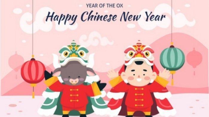 Imlek 2021 atau Tahun Baru Imlek 2572, Tahun Kerbau Logam, 5 Shio yang Paling Berjaya, Potensi Cuan?