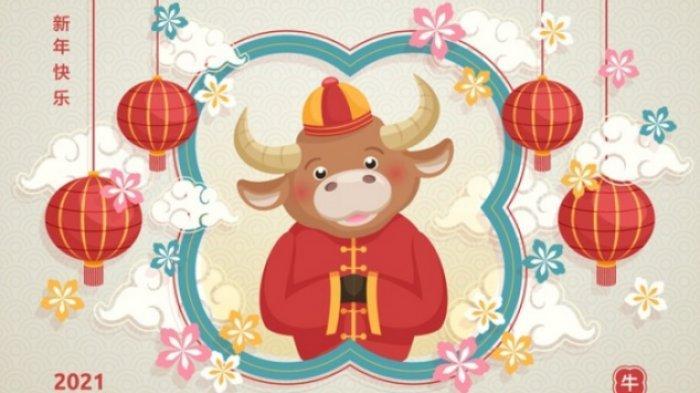 Imlek 2021, Karakteristik Tahun Kerbau Logam dan Warna Fengshui, Ada 5 Shio yang Diprediksi Hoki