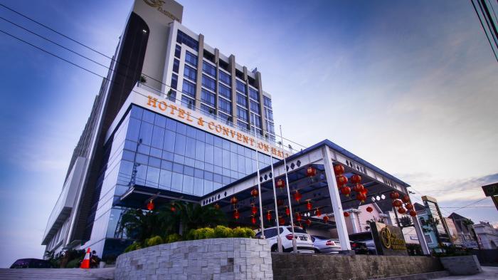 TRIBUN TRAVEL Valentine Romantic Dinner, Platinum Hotel Balikpapan Tawarkan Paket Menarik Dinner