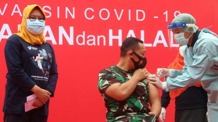 Vaksinasi Covid-19 dan Sinergi Kebijakan Nasional Dorong Pemulihan Ekonomi Nasional