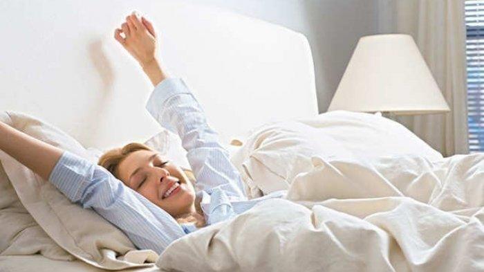 STOP Bangun Tidur Siang, Ini Manfaat Bangun Pagi Bagi Kesehatan Tubuh, Bisa Meningkatkan Konsentrasi