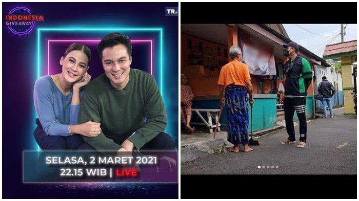 Indonesia Giveaway Baim Wong Trans 7 Malam Ini 2 Maret 2021, Cara Ikut Permainan Baru, Banyak Hadiah