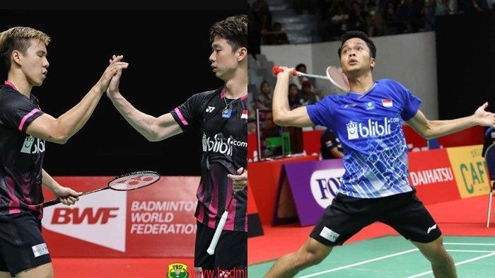 Setelah Marcus/Kevin Juara Indonesia Masters 2020, Anthony Bisa Hapus Kutukan Runner Up