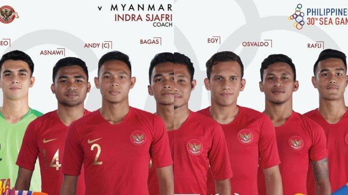 Siaran Langsung RCTI Live Streaming Timnas U23 Indonesia vs Myanmar Tonton di Hp, Osvaldo Haay Main