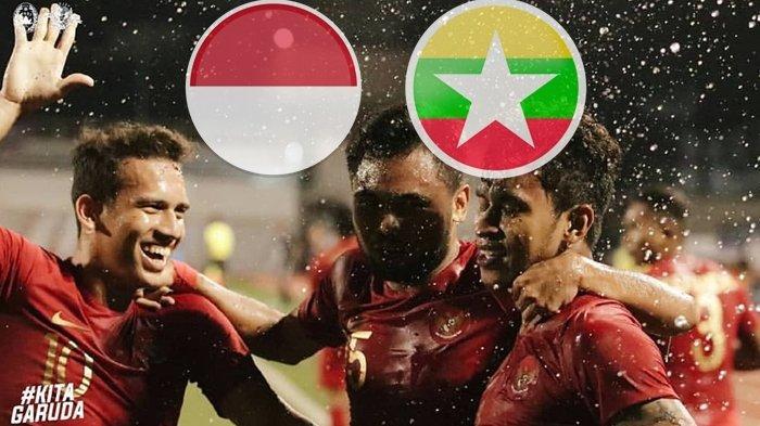 Gol Evan Dimas dan Egy Maulana Vikri Dibalas Myanmar Skor 2-2, Timnas U23 Indonesia Batal ke Final?