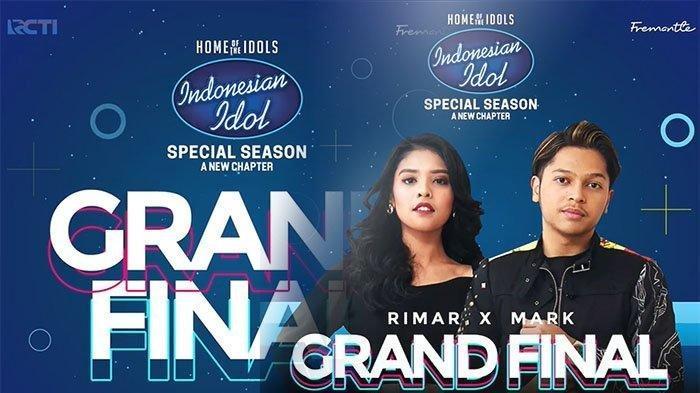 TAYANG SEKARANG, Live Streaming Indonesian Idol 2021, Penentuan Mark atau Rimar Juara Musim Ini