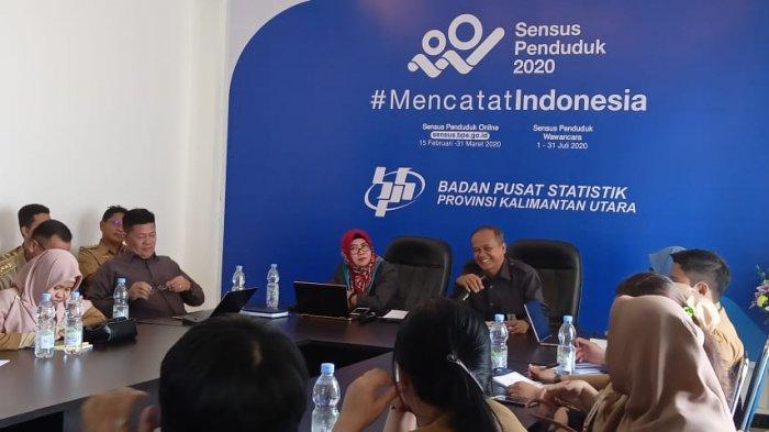 BPS Kalimantan Utara Mencatat Inflasi Januari 2020 di Kaltara 0,01 Persen, Tarakan Deflasi