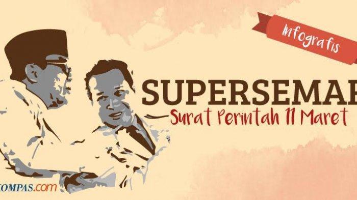 Misteri Supertasmar, Surat Perintah Soekarno untuk Koreksi Supersemar, Sejarawan: Upaya Itu Gagal