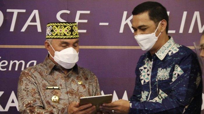 Wujudkan Good Governance, Gubernur Minta OPD Dukung Keterbukaan Informasi Publik