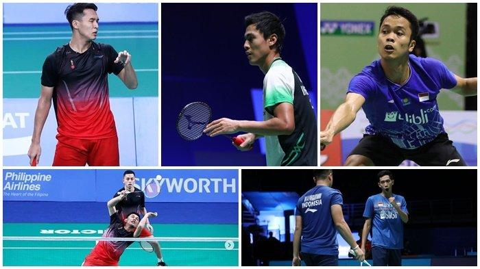 Link Live Streaming Final Badminton Beregu Putra SEA Games 2019 Hari Ini 4 Desember Tonton di RCTI +