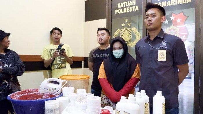 Kosmetik Ilegal Asal Samarinda Ini Dijual ke Kota-kota Besar Indonesia, Sudah Beraksi 4 Tahun