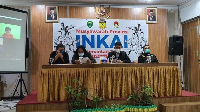 Terpilih Jadi Ketua Umum 2021-2025, Sayyid Anjas Bawa Energi Baru di Inkai Kaltim