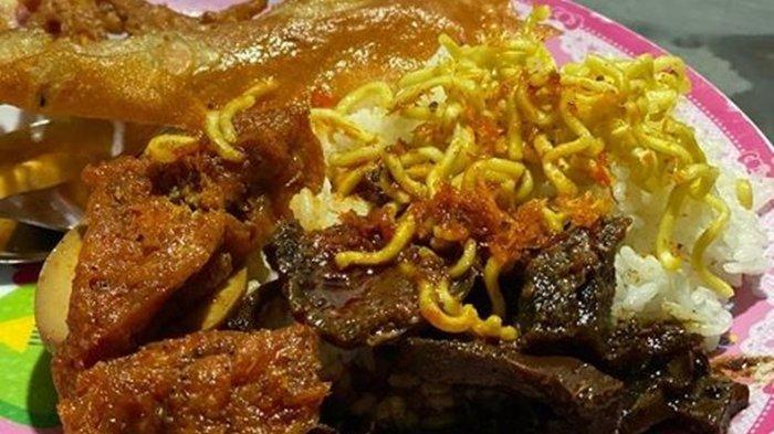 Nasi Cumi Buka hingga 24 Jam, Berikut Rekomendasi 5 Kuliner Legendaris di Pasar Atom Kota Surabaya