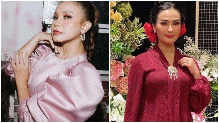 Rossa Ngaku Lebih Parah dari Iis Dahlia, Salah Lirik Lagu Indonesia Raya saat Tampil di Depan Capres