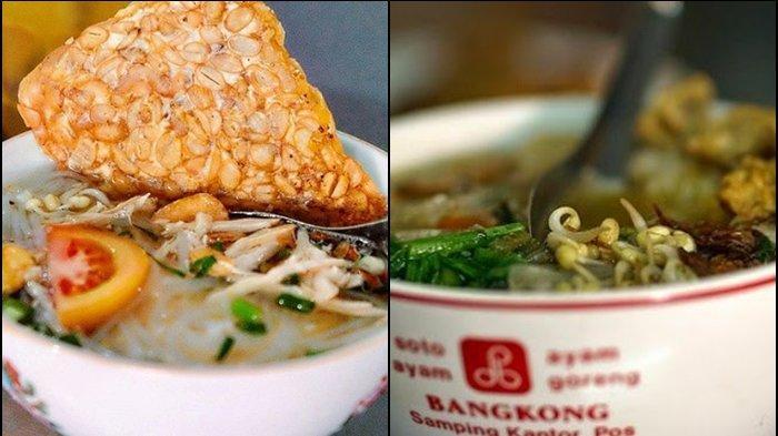 Ada Soto Ayam Pak Man hingga Nikmatnya Soto Bangkong, Soto di Semarang untuk Menu Makan Siang