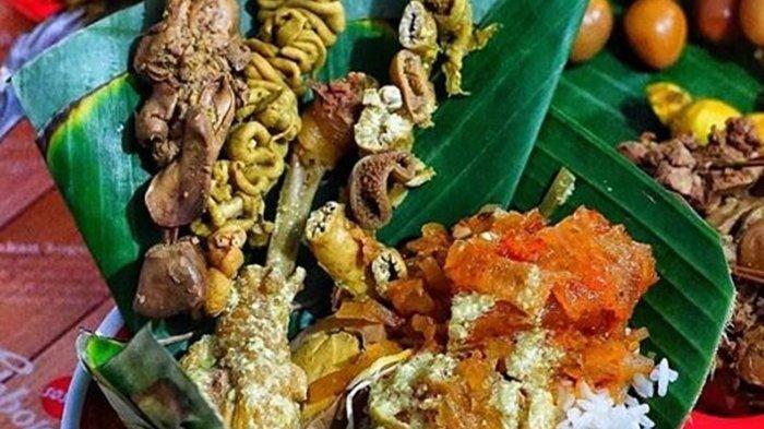 Salah Satunya Nasi Ayam Bu Wido, Ini Daftar Kuliner Malam di Kota Semarang yang Terkenal Enak