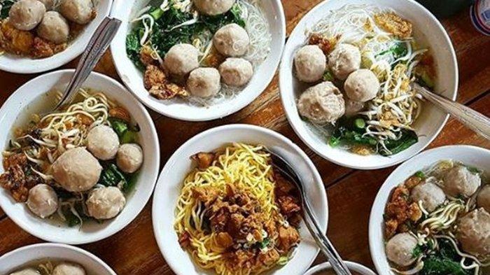 Mi Rampok hingga Bakso Seuseupan yang Lezat, Berikut Rekomendasi 7 Kuliner Malam di Kota Bogor