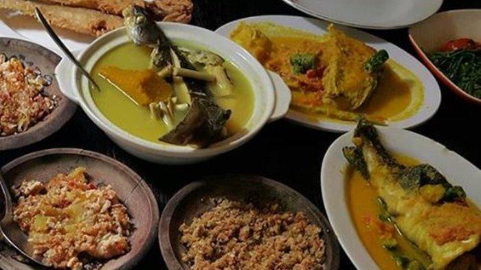 Ada Kuliner Tempoe Doeloe Serba Kandas, Berikut ini 6 Tempat Kuliner Malam di Palangkaraya