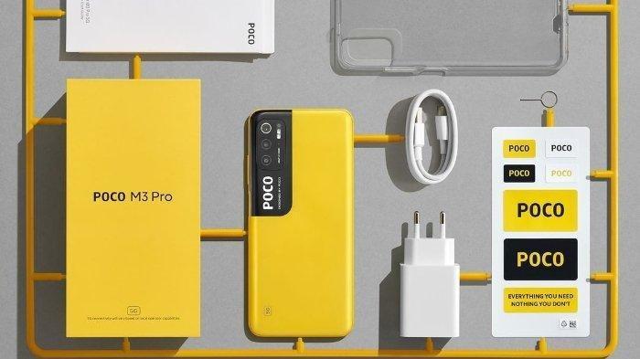 Daftar Harga Terbaru HP Xiaomi Bulan September 2021, Poco M3, Poco M3 Pro 5G hingga Mi 11 Ultra