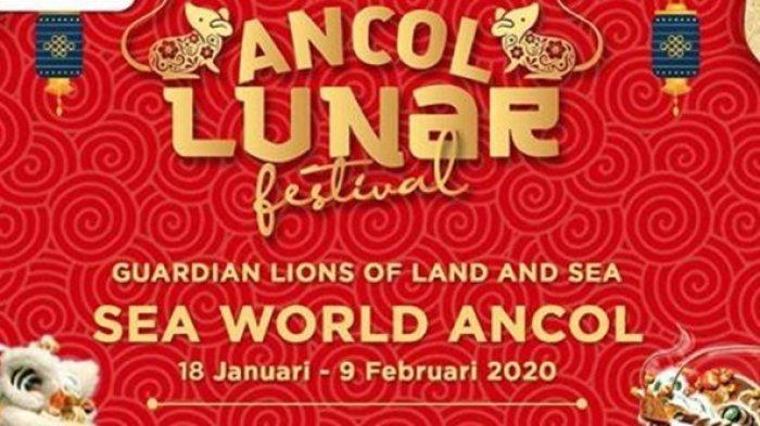 Ada Parade Barongsai hingga Bagi Angpao Berikut ini Jadwal Lengkap Ancol Lunar Festival 2020
