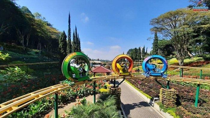 Liburan Akhir Pekan Ingin ke Taman Rekreasi Selecta, Ini Harga Tiket Masuknya Terbaru 2021