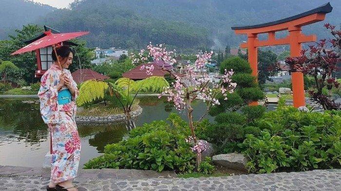 Cocok untuk Liburan Akhir Pekan, Berikut ini Harga Tiket Masuk The Onsen Spring di Batu