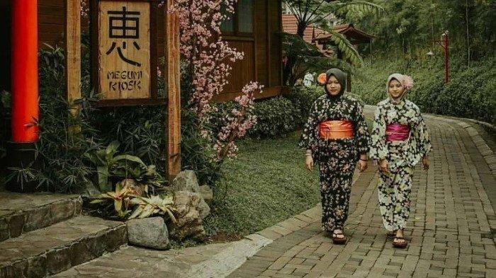 Menawarkan Berbagai Spot Foto Instagramable, Rekomendasi 5 Tempat Wisata ala Jepang di Kota Malang