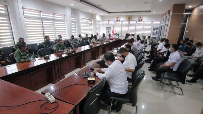 PPK Pengadaan Tanah Jalan Tol Balsam Beber 2 Opsi yang Bisa Ditempuh Warga RT 37 Manggar