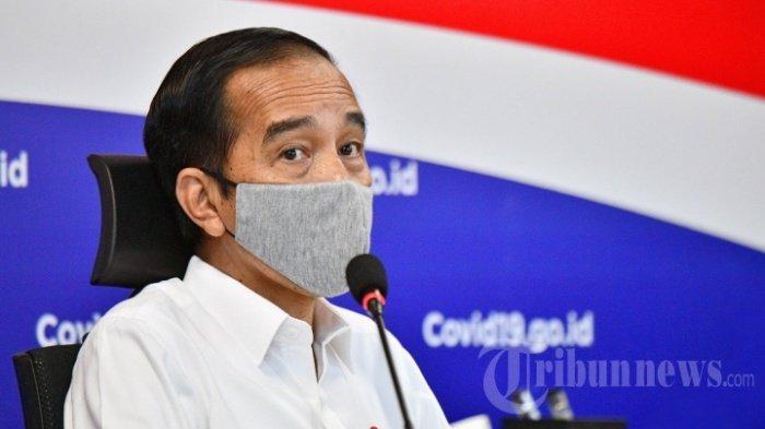 Saat Jokowi Tolak Laporan Menterinya Soal Hasil Penanganan Corona, Minta Menteri Lakukan Hal Lain