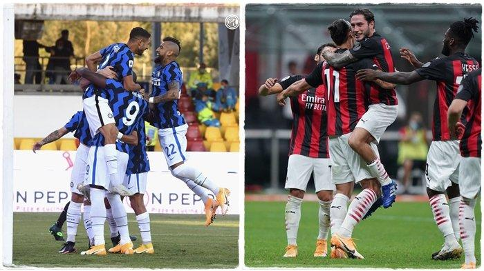 Nonton AC Milan vs Inter Milan, Live Streaming Gratis, Rossoneri Dapat Pukulan Telak Jelang Laga