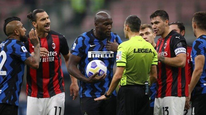 Prediksi dan Line Up Liga Italia: AC Milan vs Inter Milan, Pembuktian 2 Raksasa, Live Streaming RCTI